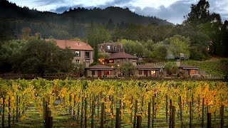 Top 10 Luxury Hotels in Napa Valley Wine Country, California, USA