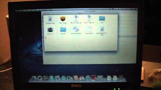 how to install OS X Lion on a Dell Latitude D620
