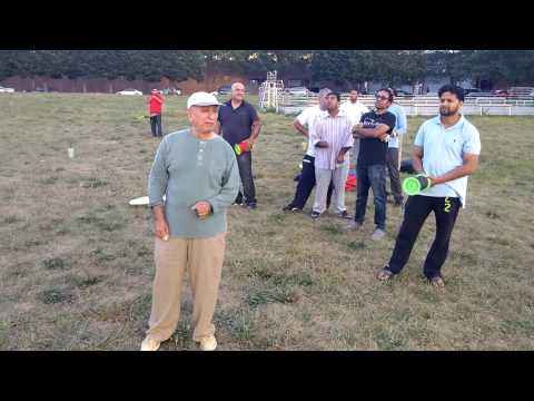 Patang Bazi in America - Legend of Lahore (Waji Peer Shah)