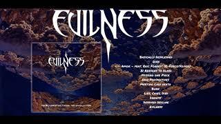 Evilness - New perspectives, No evolution |Full Album |THRASH DEATH METAL | 2018!
