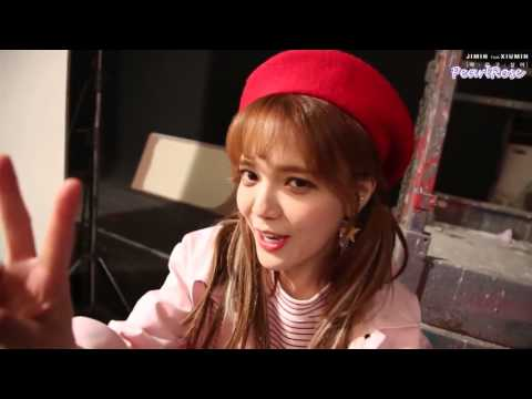 [ENGSUB] Jimin (AOA) ft. Xiumin (EXO) - Call You Bae (야 하고 싶어) MV making