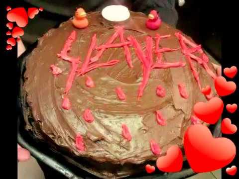 Slayer Happy Birthday YouTube - Slayer birthday cake