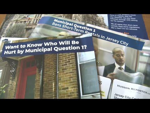 A bruising battle in Jersey City over short-term rental regulations