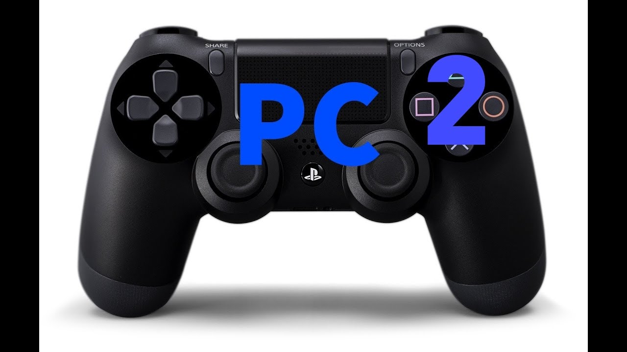 how to get ps4 controller working on pc