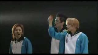 テニミュ【テニスの王子様×ミュージカル】で不条理