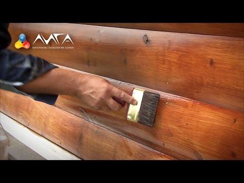 6. Какой кистью лучше красить деревянный дом снаружи?
