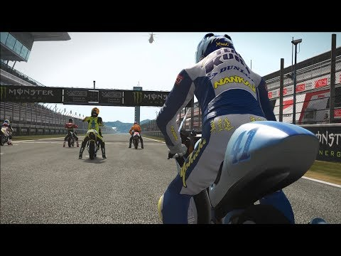 MotoGP 17 - Yamaha TZ125 1997 - Test Ride Gameplay (PC HD) [1080p60FPS] |