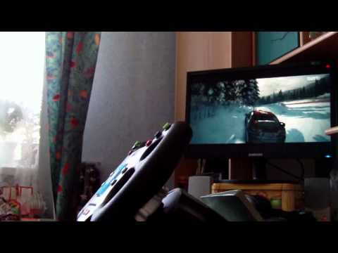 DiRT3 - Norway Hedmark Invitational - DarekC4 onboard