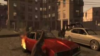 GTA IV Maddaned Gameplay - PC - ATI 4850/Q9550