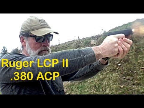 Don't fall in love with your carry gun-Ruger LCP II