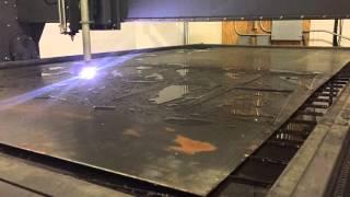CNC Plasma Cutting Services in Suwanee, GA at Southern Octane Garage
