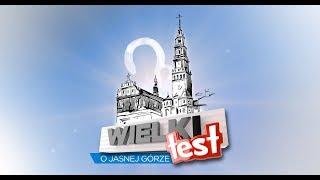 """""""Wielki Test o Jasnej Górze"""" – premiera w środę o 20:25 w TVP1"""