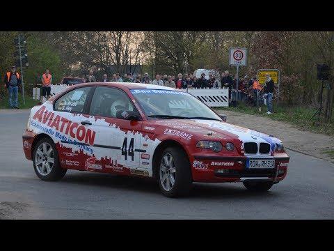 [ONBOARD] 36. ADAC Rallye Stormarn 2019 - Alexander Brase - Sabrina Hey - BMW E46 318ti