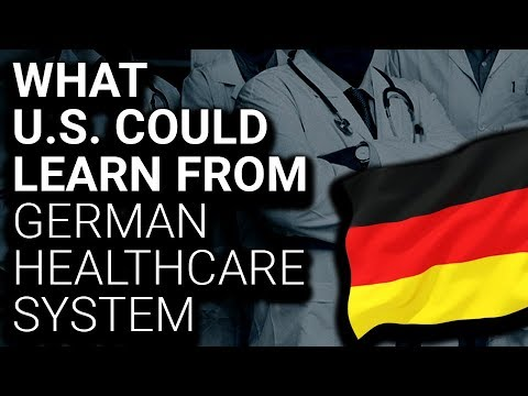 German Healthcare: Better Than Medicare for All?