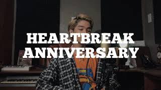 Heartbreak Anniversary (cover by Arthur Miguel)