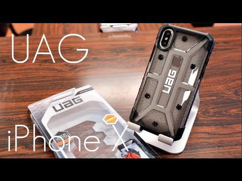 best sneakers 6a9f0 f3fbb UAG iPhone X Plasma Case - Slim RUGGED Protection! - Hands On Review
