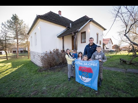 Радосне вести и из Малог Зворника - Јездимировићима купљена кућа!