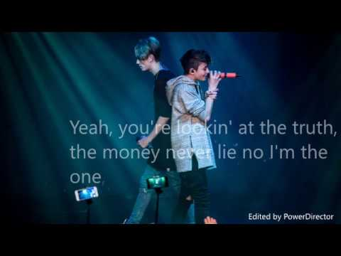 [Lyric Video] - I'm the one - Bars And Melody Cover