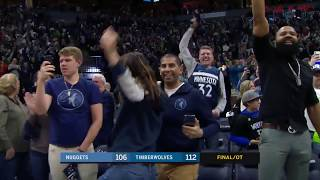 Timberwolves Break 14-Year Playoff Drought with Win Against Nuggets