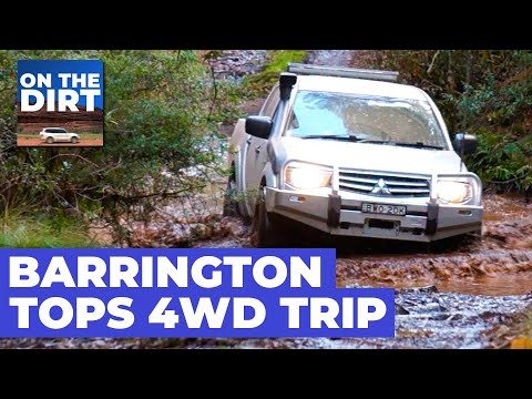 4WD Trip To Barrington Tops