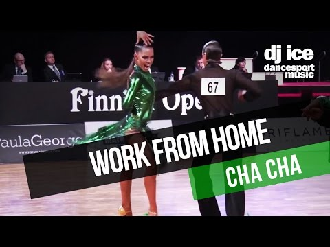 CHACHA  Dj Ice - Work From Home 31 BPM