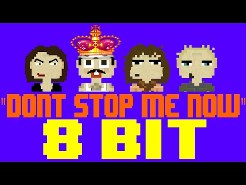 Don't Stop Me Now [8 Bit Tribute to Queen] - 8 Bit Universe
