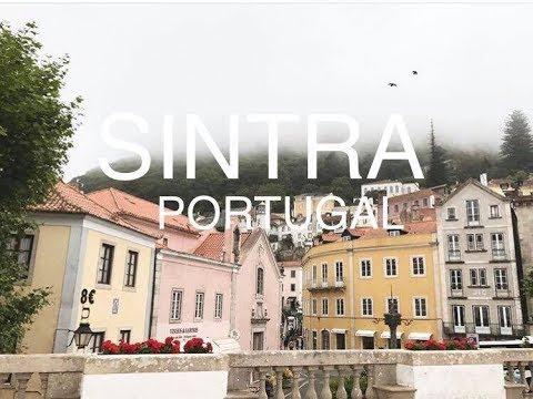 SINTRA, PORTUGAL // travel vlog 26