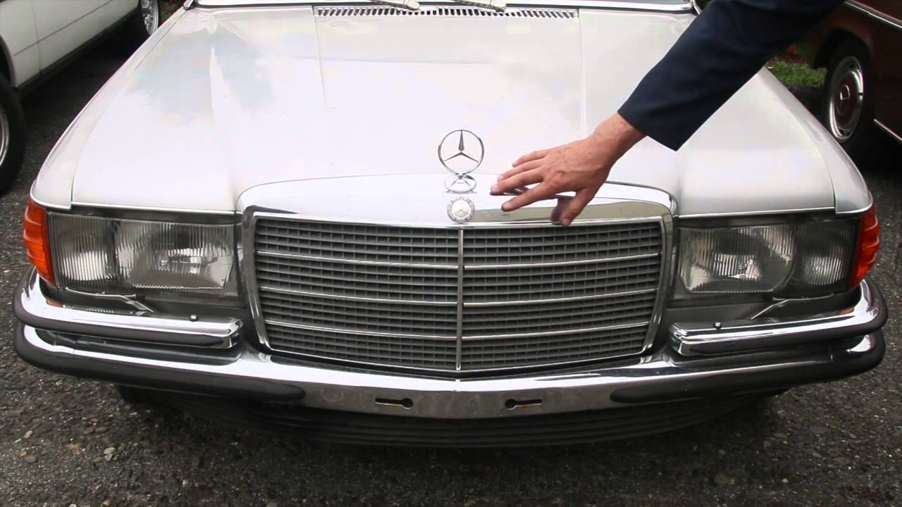 Learning mercedes chassis designations 1975 to 1995 benz for Mercedes benz parts by vin number