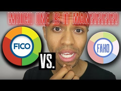 FICO VS FAKO CREDIT SCORES    LAWSUIT MUST WATCH HELP    WHICH CREDIT SCORE IS THE SCORE THEY USE?