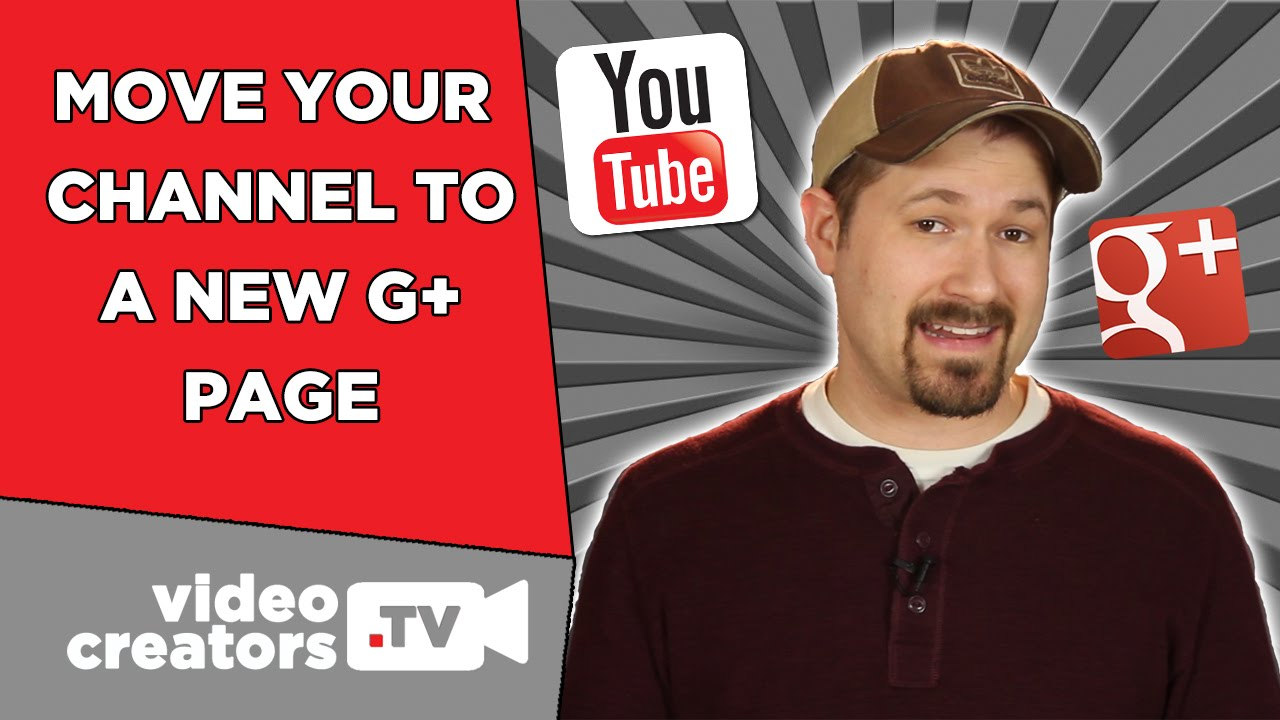 53fe94967d8e How To Connect your Channel to a New Google+ Page (2015) - YouTube