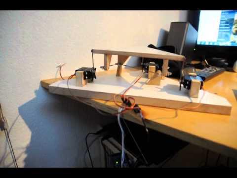 simulator ship movements