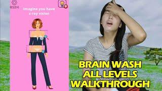 Brain Wash All Levels Walkthrough