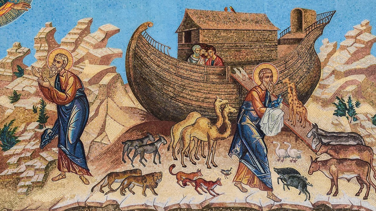 Download Noah's ark animated bible story for kids   Children Christian Bible Cartoon Movie of Noah Ark