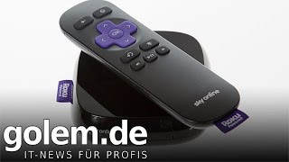 Sky Online TV Box - Test