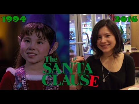 The Santa Clause 1,2 and 3  Before and After  Antes y Después