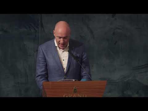 Vebjørn Rodal speaks on Anti-Doping in Sports | Anti-Doping Conference Oslo 2018
