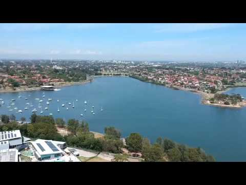 DJI Spark- Sydney, Australia (Leichhardt)