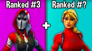 RANKING EVERY 'STARTER PACK' FROM WORST TO BEST! (Fortnite Battle Royale)