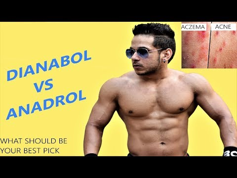 Dianabol VS Anadrol, Your Best choice - YouTube
