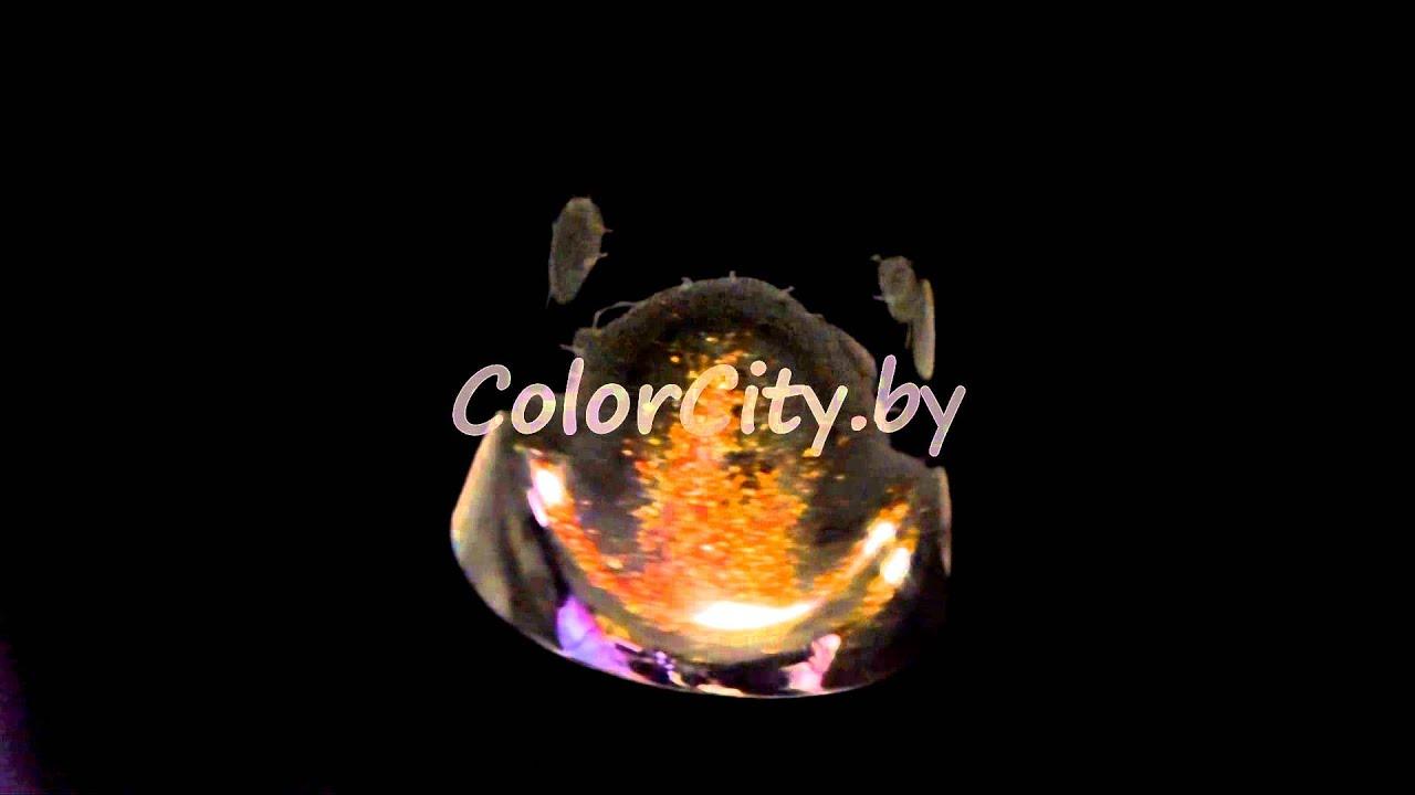 Кристаллы ML4 Коричневый - Sparkle Effect Paint Brown