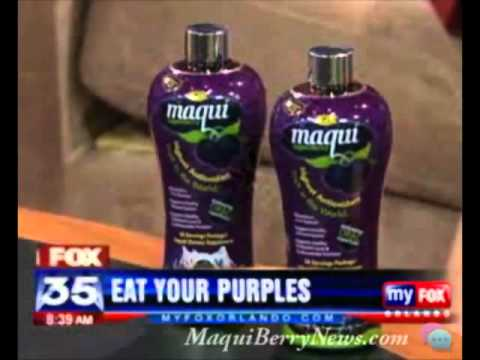 Maqui Berry Juice From Fox Tv Bhip Cambodia Youtube