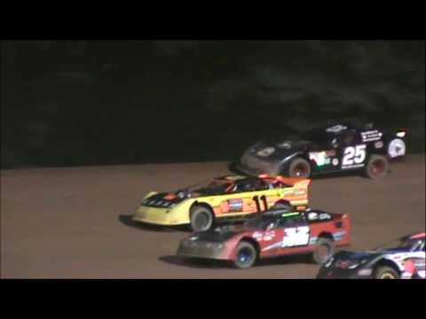 Brett McDonald Heat Race Lernerville Speedway 5/19/17