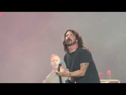 Foo Fighters  All My Life  Download Festival France 17 juin 2018