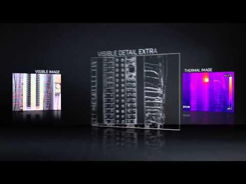 FLIR T1K Thermal Imaging Camera: MSX Explained