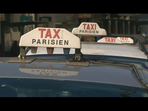 Taxis: les secrets  d'un métier  pas comme les autres - Enquête