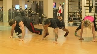 ZUU Workout: The new fitness regime taking the world by storm