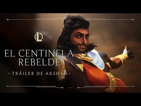 Akshan, el Centinela Rebelde | Tráiler de campeón - League of Legends