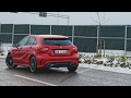 Parking Pilot in Mercedes-Benz A 220 4Matic - real test :: [1001cars]
