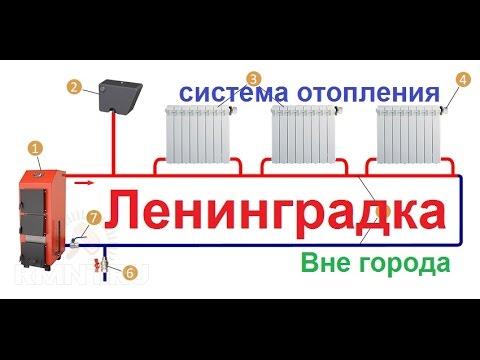 Как сделать отопление ленинградку фото 273