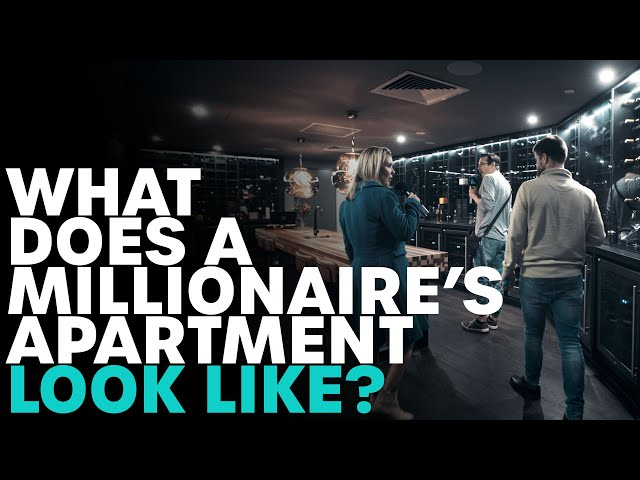 What Does A Millionaire's Apartment Look Like? | Your Show or Station